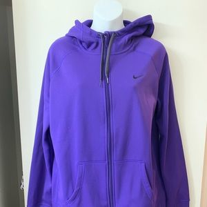 NWOT Nike Women's THERMA-Fit Full Zip Hoodie